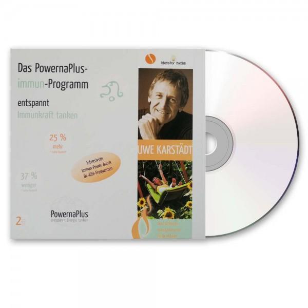 Das PowernaPlus-immun-Programm | 2 Audio-CDs