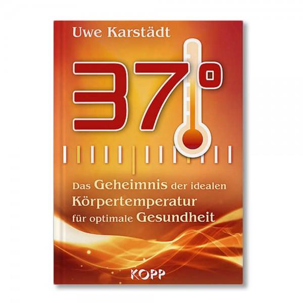 Buch: 37° Das Geheimnis der idealen Körpertemperatur für optimale Gesundheit