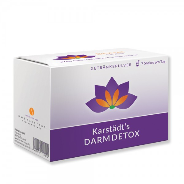 Karstädt's Darm-Detox - Tagesportion