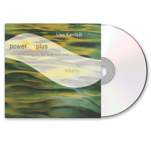 The PowernaPlus-vitality-Programm | Audio-CD